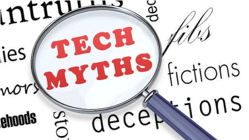 Busted: 5 Tech Myths Debunked