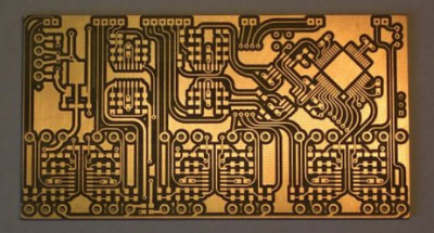 Using an Inkjet Printer to Create Printed Circuit Boards
