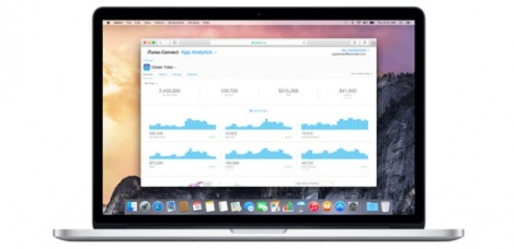 Apple App Analytics Beta is now available