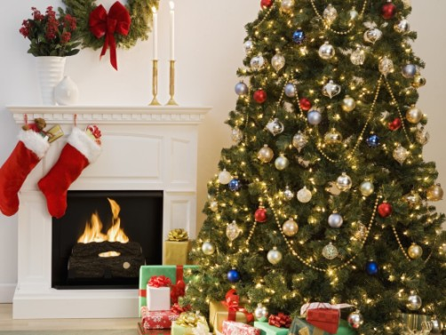 Christmas decorating ideas : Get your home ready for the holidays