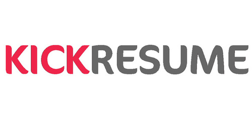 Kickresume, a Chrome extension to create and share a good CV