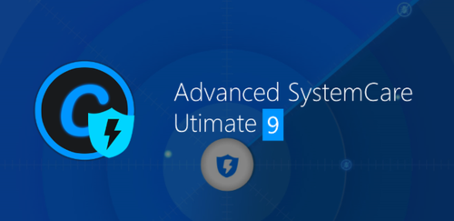 We are raffling two licenses for IObit Advanced SystemCare Ultimate 9