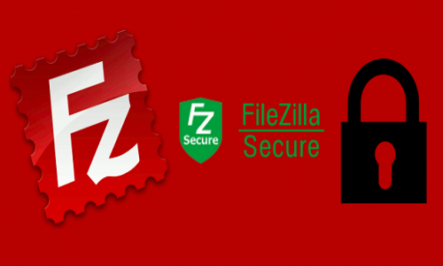 FileZilla Secure, FTP client that encrypts credentials