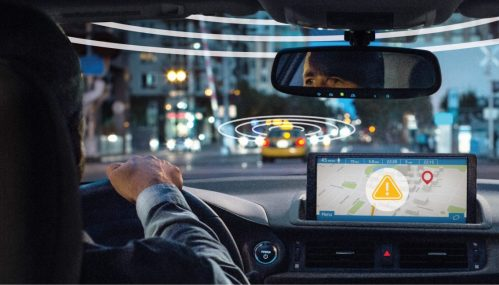 5G Driving distance