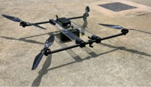 New microtubular fuel cells for drones