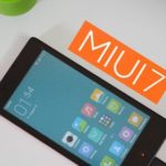 Xiaomi MIUI 7 officially presented